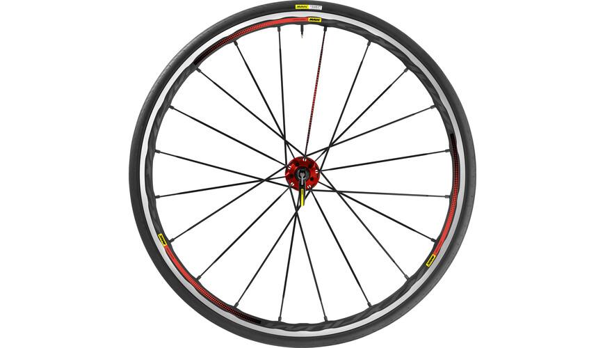 Mavic Ksyrium Pro hjul Limited M11 gul/svart